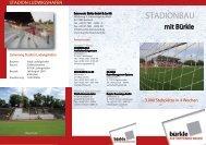STADIONBAU - Betonwerk Bürkle GmbH & Co.KG