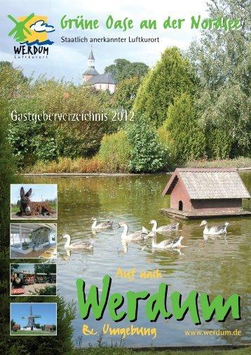 Werdum - Nordsee Urlaub