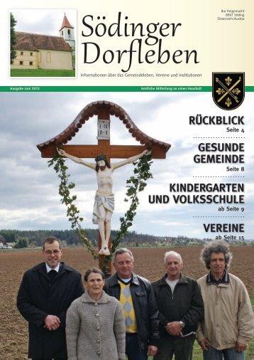Ausgabe Juni 2012 - Gemeinde Söding