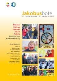 ein neues Gesicht - St. Jakobus Behindertenhilfe