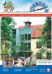 TORBOGEN Heft 1/2009 - Johannesstift Ershausen