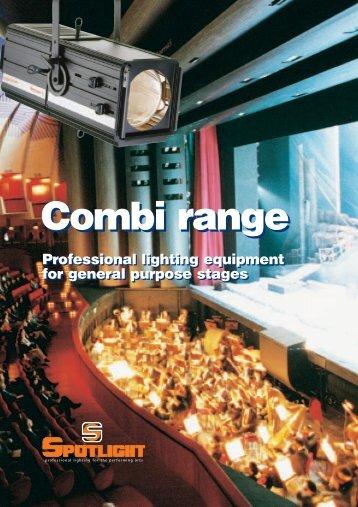 Combi range