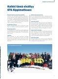 Alpeille • Talvi 2010–2011 - STS Alppimatkat - Page 7
