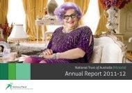 Annual Report 2011-12 - National Trust of Australia