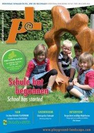 School playgrounds - Playground@Landscape