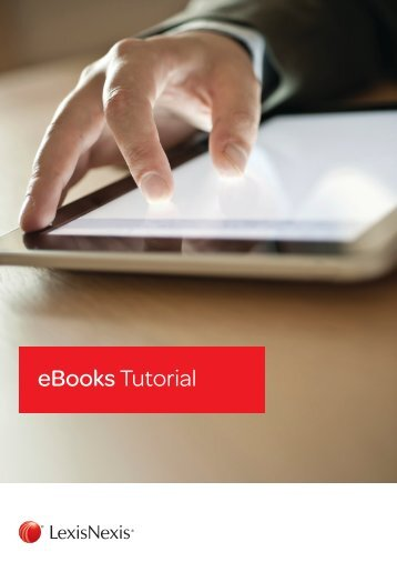 eBooks Tutorial