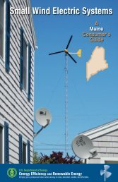 Small Wind Electric Systems - Wind Powering America