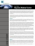 Case Study: Bayonne Medical Center - Winncom Technologies - Page 2