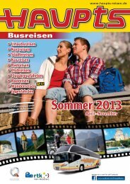 Sommerkatalog 2013
