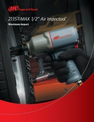 "2135TiMAX 1/2"" Air Impactool - Ingersoll Rand"