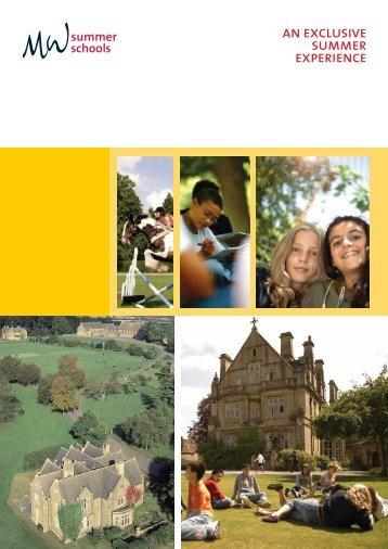 an exclusive summer experience - polskA-Anglia.co.uk