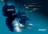 Sterndrive Engines - mercurymarine.dk
