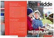 Fjell og vidde 2013 - HS Media