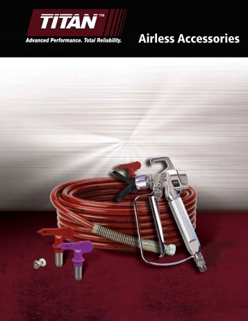 Airless Accessories - Wagner