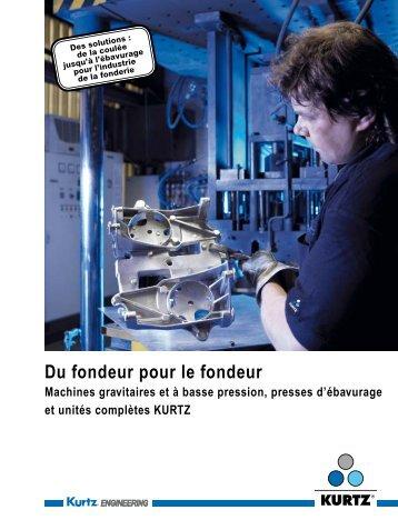 Basse pression - Kurtz-services.com