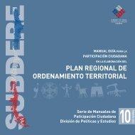 Manual Guía para la Participación Ciudadana de los - Territorio Chile