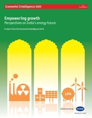Empowering growth - management thinking - Economist Intelligence ...