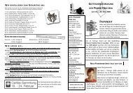 GoDi 2008 KW 07 und 08 kd - Katholische Pfarrei Herz Jesu