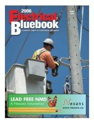 bluebook 2006.pdf - Electrical Business Magazine