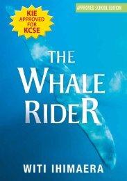Whale Rider - Pearson