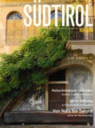 Von Nals bis Salurn - Südtirol Magazin