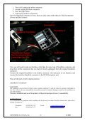 IC-8001: BMW E60/61/63 TV IN MOTION INTERFACE - Novosonic - Page 4