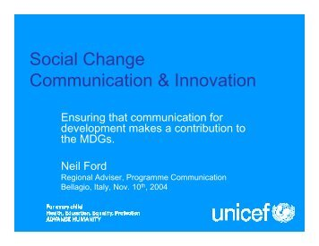 Ford - Female Genital Cutting - Communication for Social Change ...