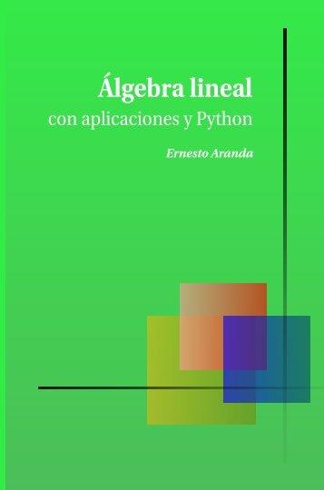 ´Algebra lineal - Universidad de Castilla-La Mancha