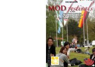 MOD festivals - Musica Sacra International