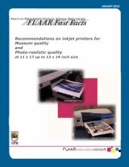 Recommendations on inkjet printers for Museum quality and Photo ...