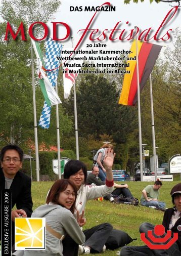Magazin MODfestivals - ARTbmk* - BMK