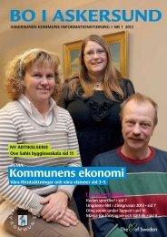 Bo i Askersund nr 1 2012.pdf - Bild & Kultur