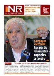 Page 01-4309csearezki - La Nouvelle République