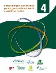 Fortalecimiento de servicios para la gestión de ... - MASRENACE