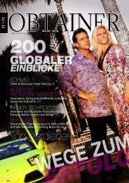 OBTAINER – Ausgabe November 11 - Daniela Szasz