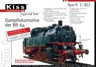 Blatt Spur 1 BR (Konvertiert)-4 - Kiss Modellbahnen