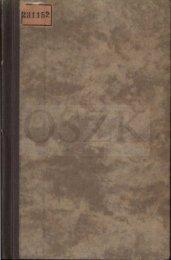 I. Rákóczy Ferenczné Zrínyi Ilona (Történelmi könyvtár 16.) - MEK