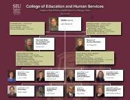 John Benshoff - SIU - College of Education and Human Services