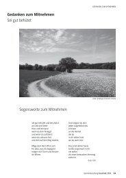 Ausgabe Juni/Juli 2011 Teil 2 - Martin-Luther-Kirche