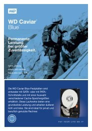 WD Caviar® Blue™ - Product Overview - Western Digital