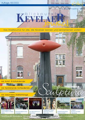 August 2006 - Blickpunkt Kevelaer