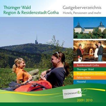 Mit dem Rad auf Tour, durch Wald und Flur - KulTourStadt Gotha ...