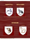 Israel's Symbols and Heraldry - Origin of Nations - Page 6