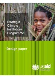 Ethiopia_Strategic Climate Institutions Programme_Design Paper.pdf