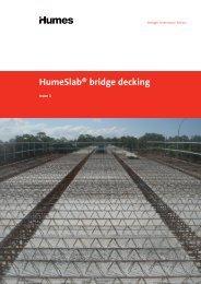 HumeSlab® brochure