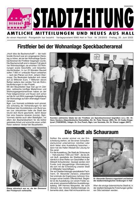 LEND & LEUTE - Stadtamt-Hall