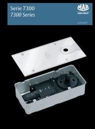 Serie 7300 7300 Series - ASSA ABLOY