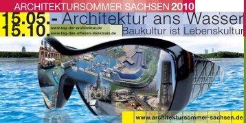15.5.Leipzig - Architektursommer Sachsen
