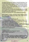 MANUÁL SK - TOPCD.cz - Page 6