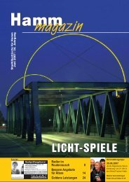 Hammer Licht-Spiele - Verkehrsverein Hamm